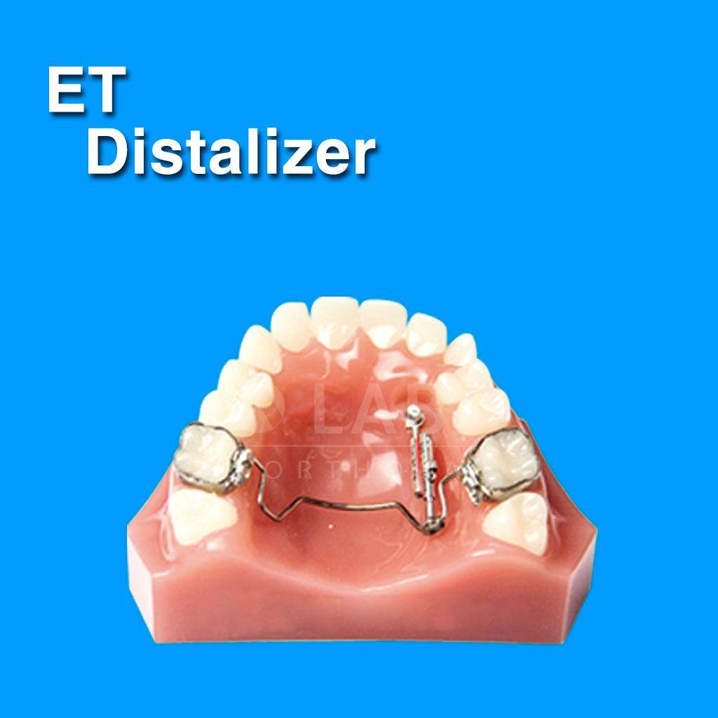 ET Distalizer Aparatologia Ortodoncia con Microtornillos