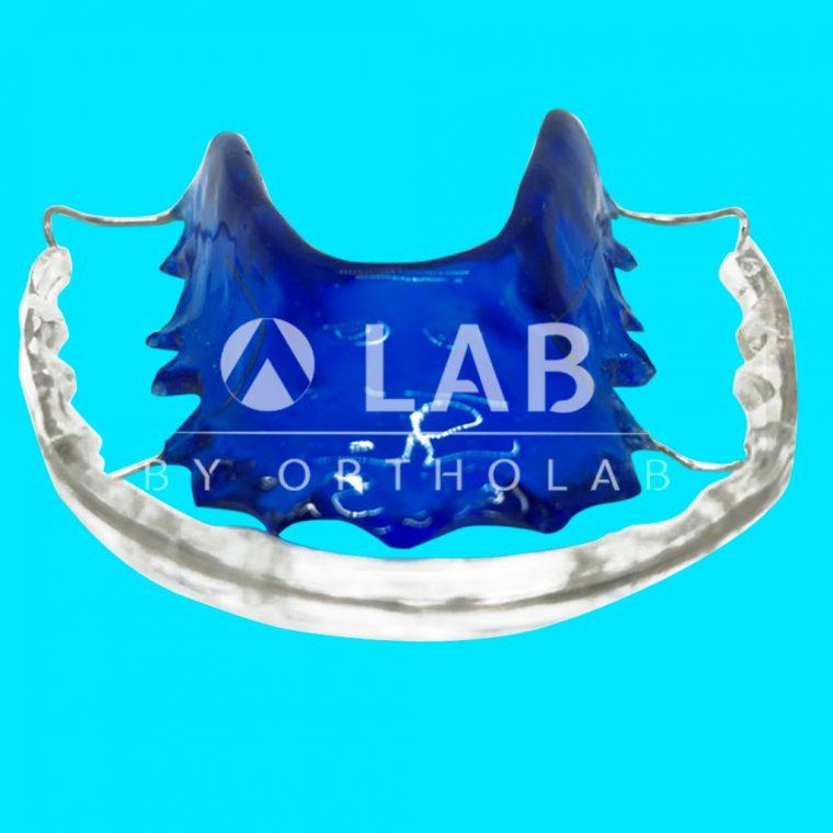 Placa Orthohuella Aparatologia Ortodoncia Retencion