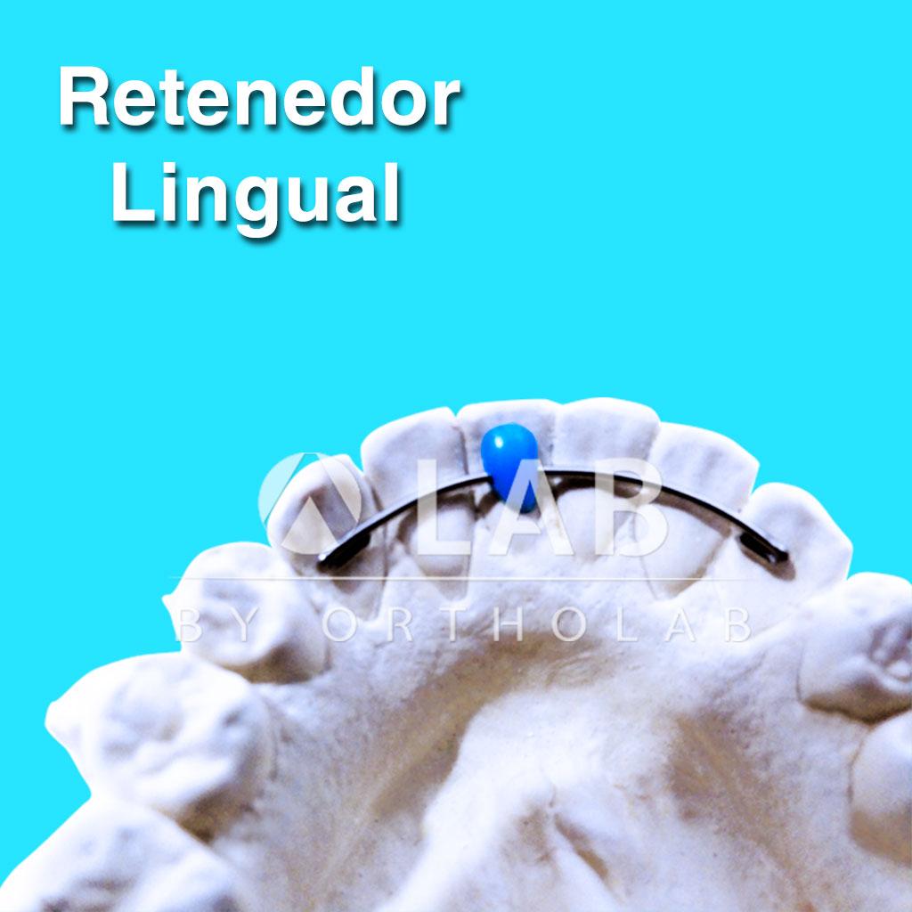 Retenedor Lingual Aparatologia Ortodoncia