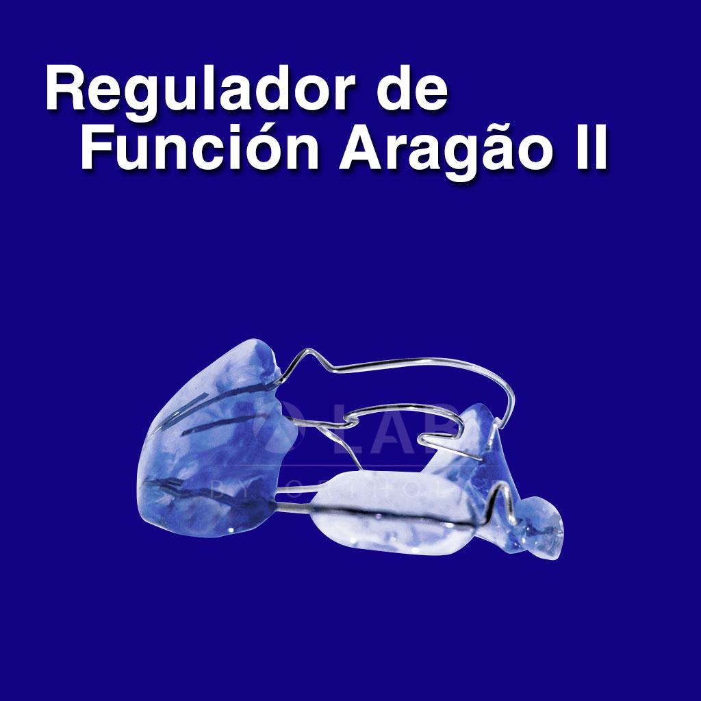Regular de Función Aragão II (RFA II) Aparatologia RNO