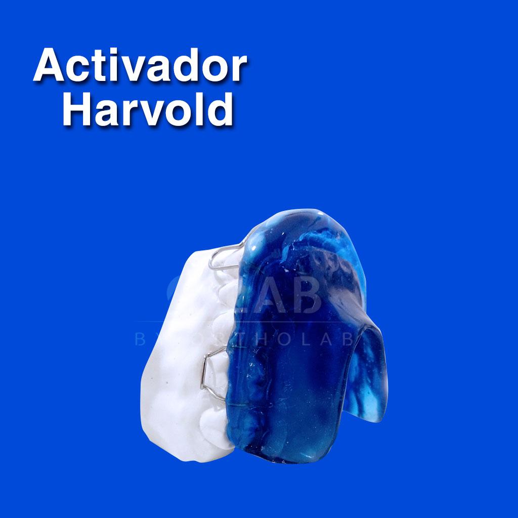 Activador Harvold - Aparatología Ortodoncia Funcional