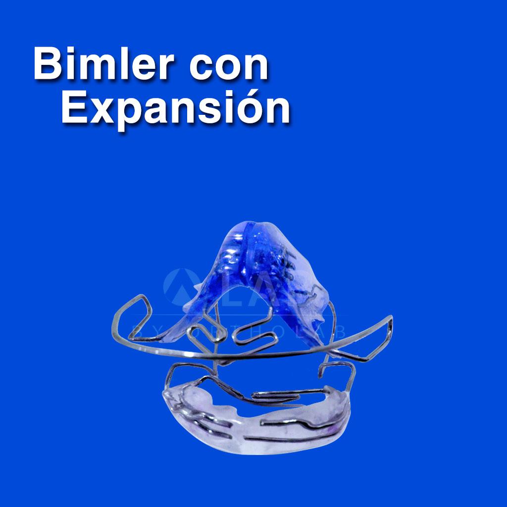 Bimler con Expansión - Aparatología Ortodoncia Funcional