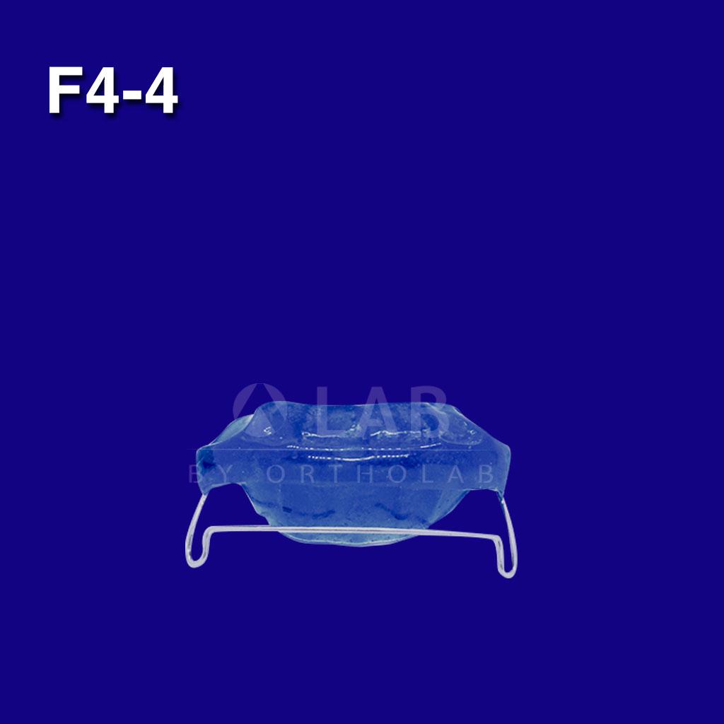 F4-4 - Aparatologia Rehabilitación Neuro-Oclusal (RNO)