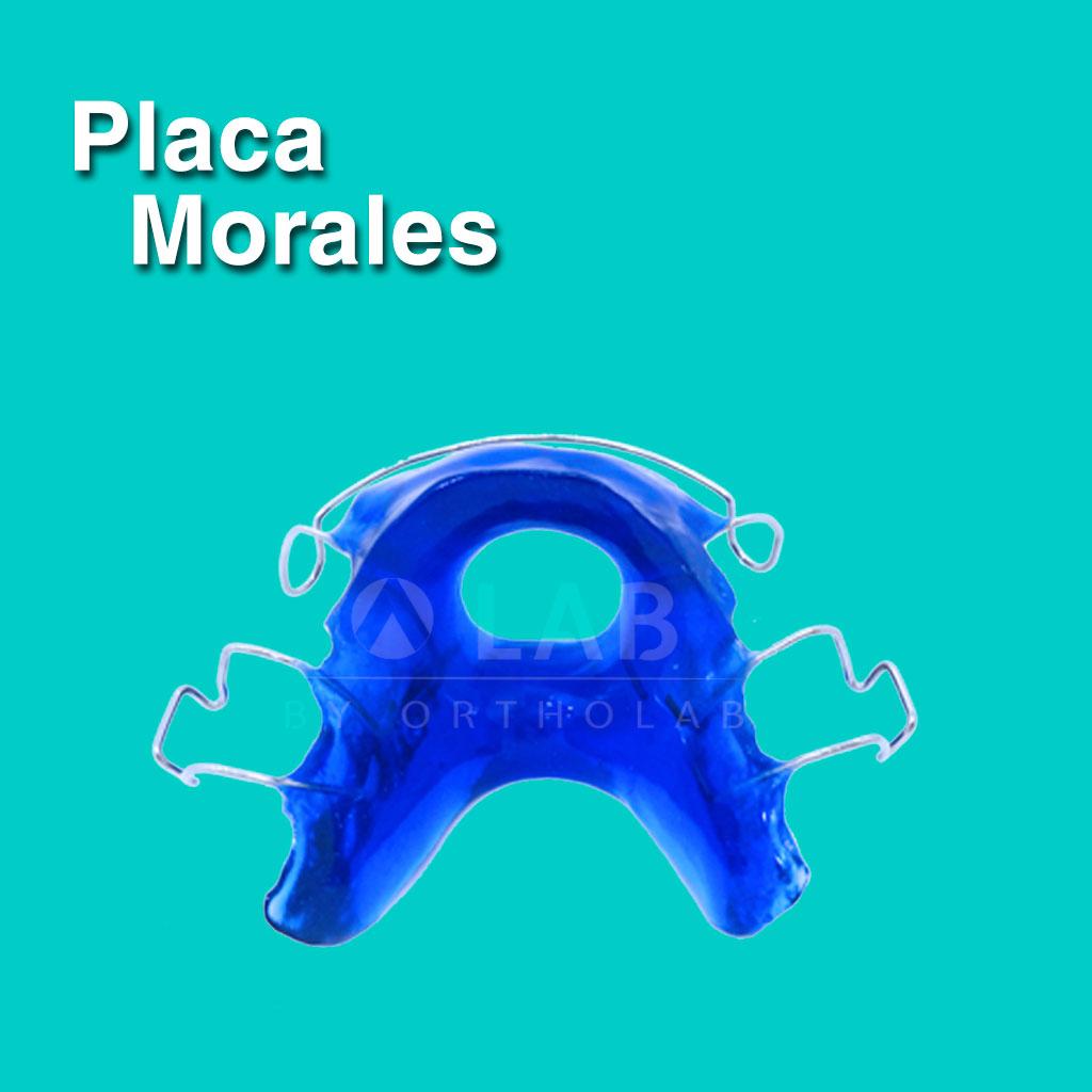 Placa Morales - Aparatología Placas Activas