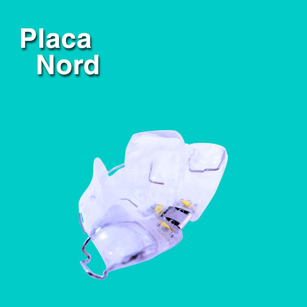 Placa nord - Aparatología Placas Activas