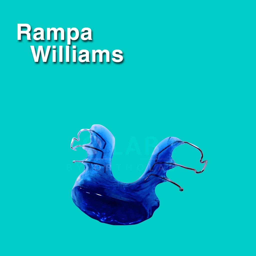 Rampa Williams - Aparatología Placas Activas