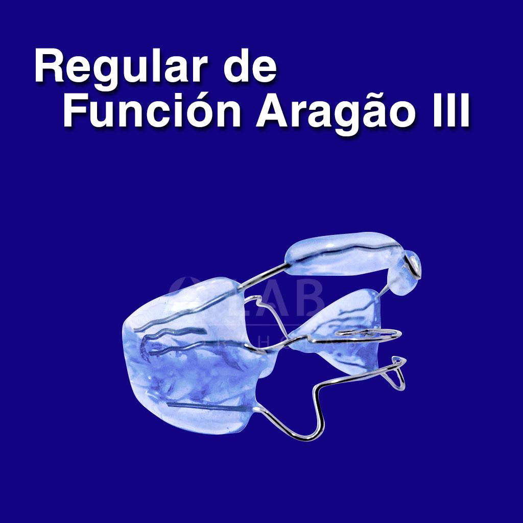 Regulador de Función Aragão III (RFA III) - Aparatología Rehabiliración Neuro- Oclusal (RNO)